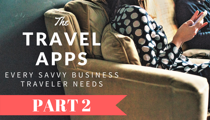 Travel Blog, Corporate Travel Management, Travel Apps